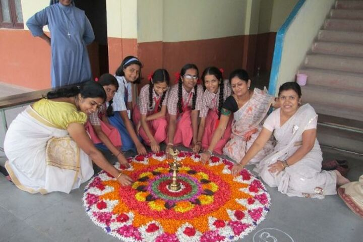 Holy Family Convent School-Onam Celebrations