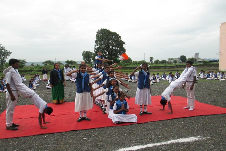 Holy Family Convent School-independence day