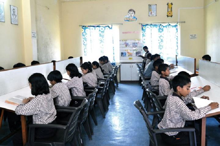 Sharad Pawar International School-Junior Library