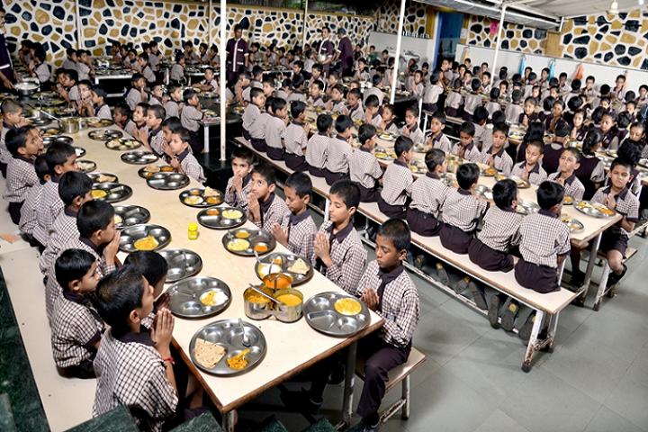 Sharad Pawar International School-Mess