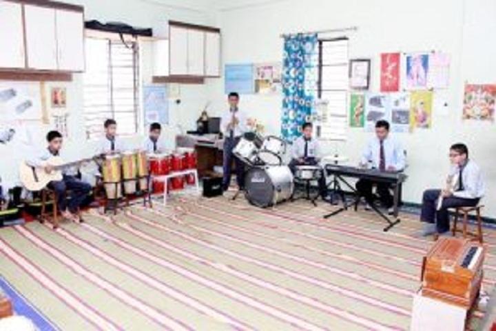 Sharad Pawar International School-Music Hall