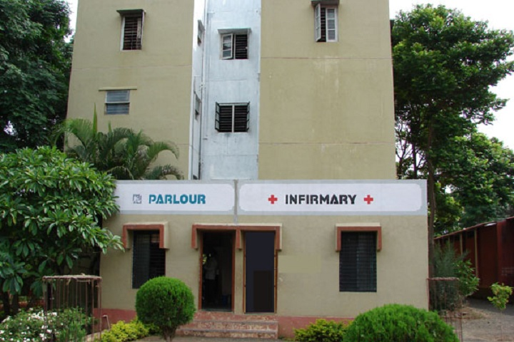 Sharad Pawar International School-Parlour and Infrimary