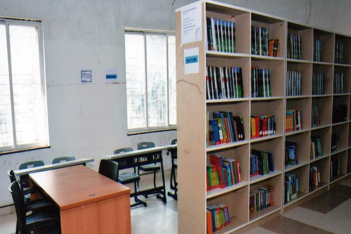 Annasaheb Dange International School-Library