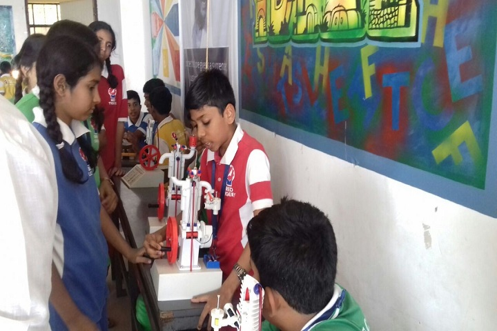 Ideal School-Science Day