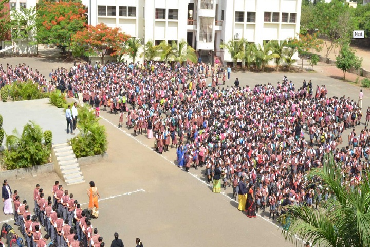 Indian Model School-Assembly
