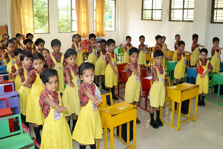 Indian Model School-Primary Classroom