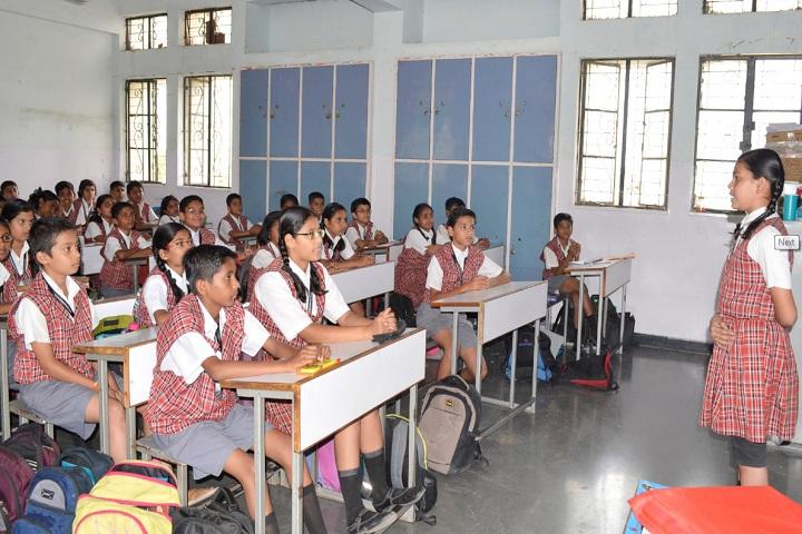 Indian Model School-Classroom