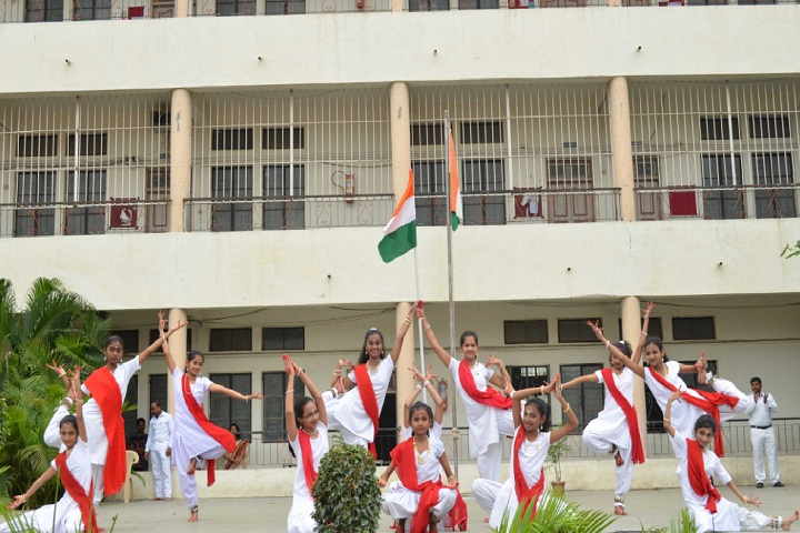 Indian Model School-Independence day