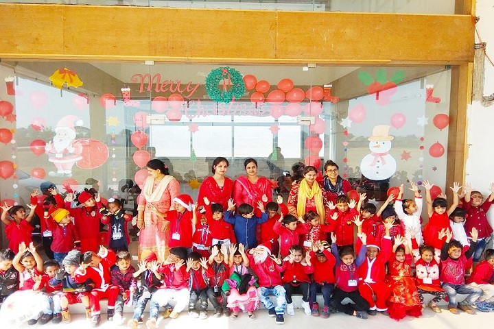 Indian Olympiad School-Chirstmas Celebration