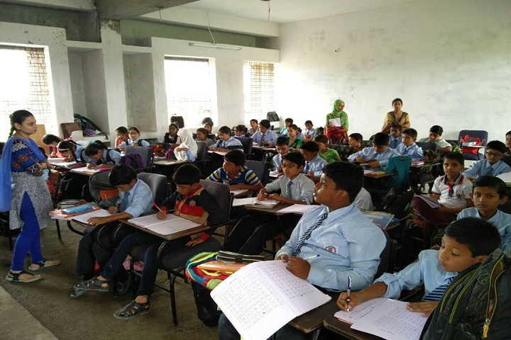 Indian Olympiad School-Classroom