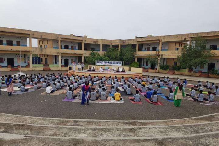 Indus World School-Campus