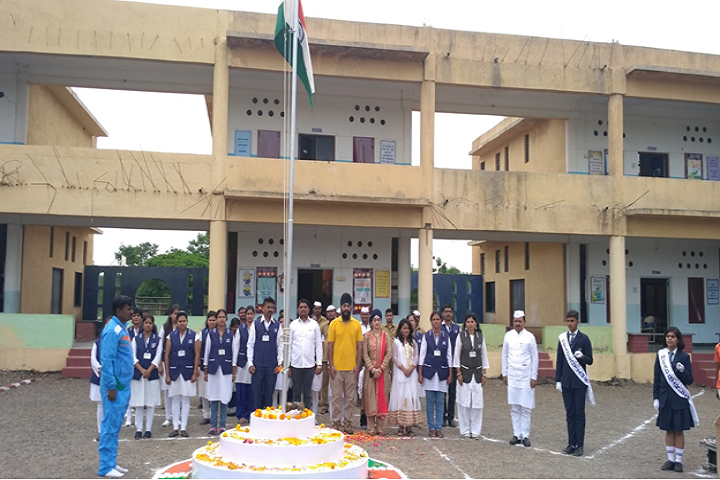 Indus World School-Independence day
