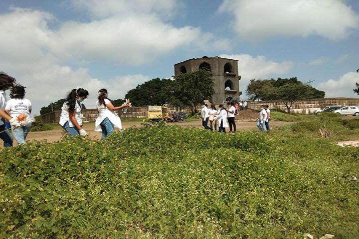 Indus World School-Swatch Bharath