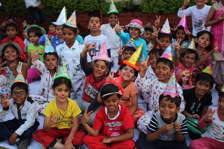 Innovera School-Birthday Party