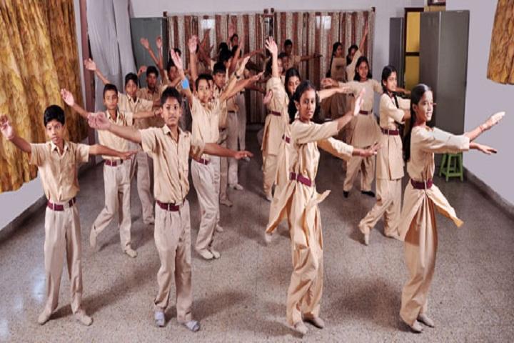 Ira International School-Dance Activity