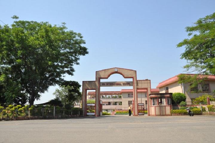 Ira International School-Entrance