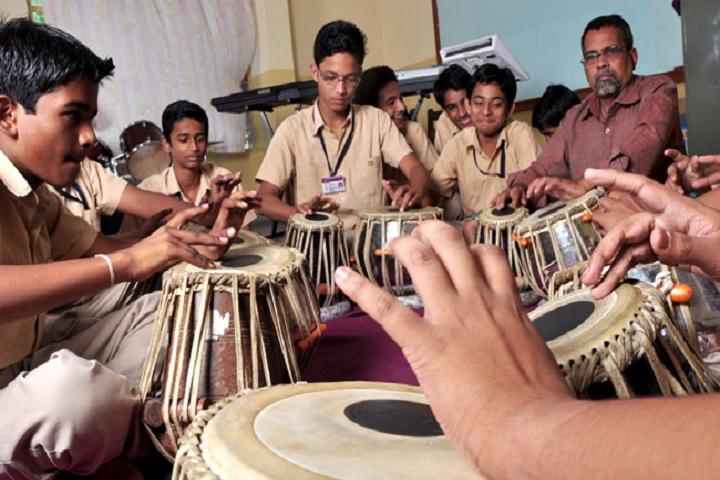 Ira International School-Music Activity