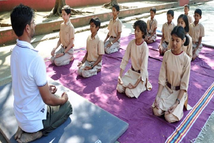 Ira International School-Yoga