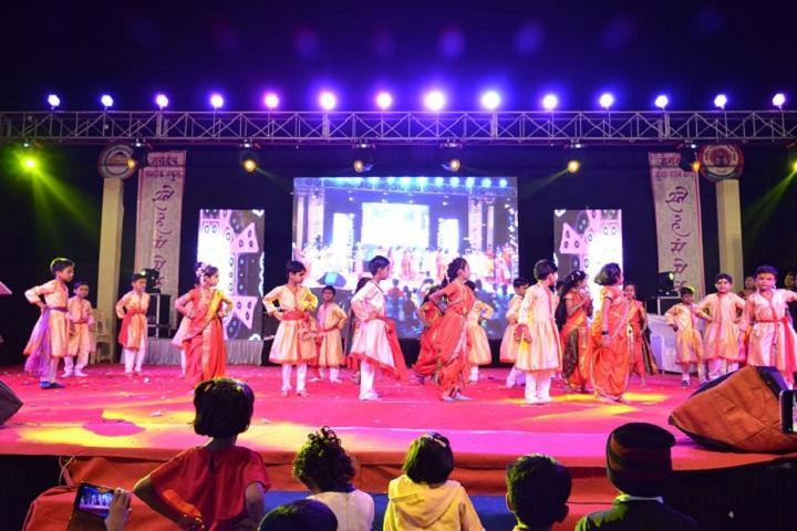 Jagdamba Public School-Events annual function