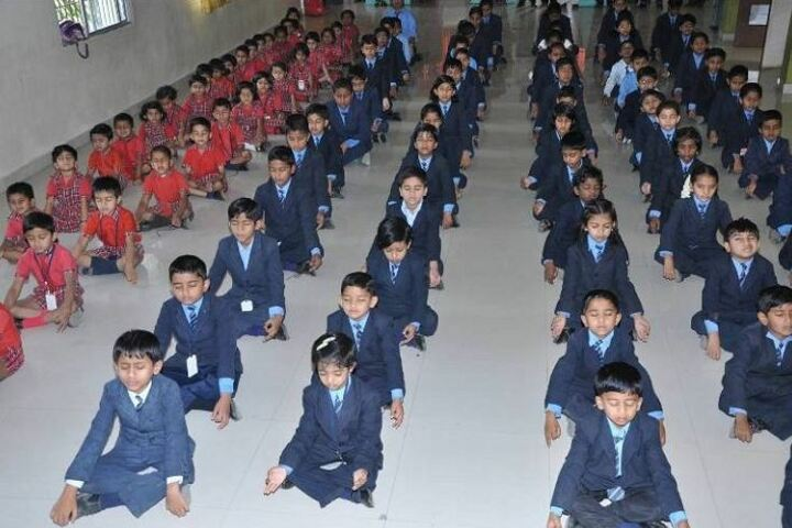 Jaihind School-Yoga