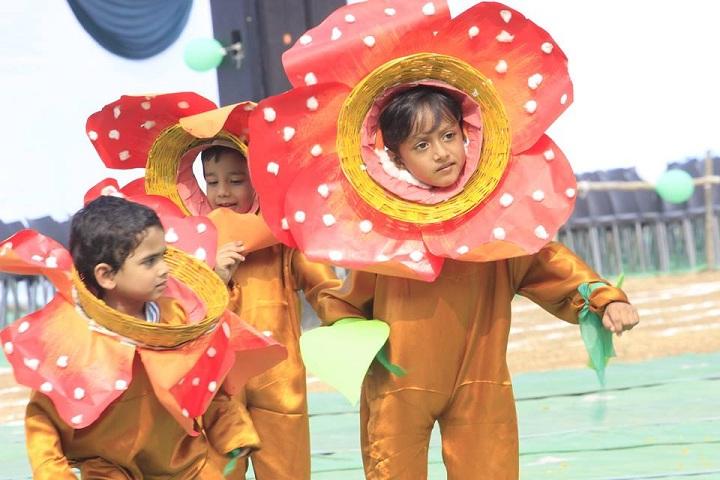 Jain Heritage A Cambridge School-Kids