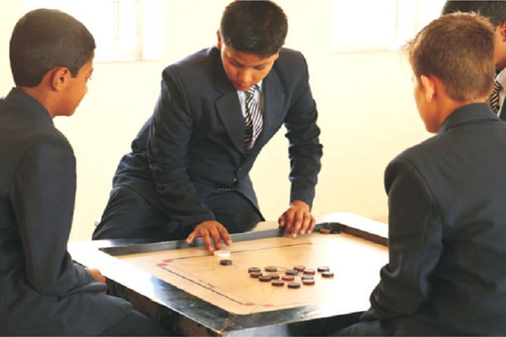 Jain International School-Indoor Games