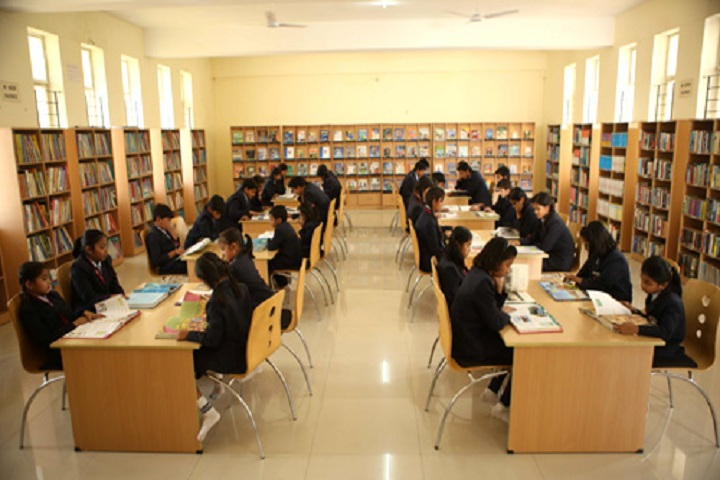 Jain International School-Library