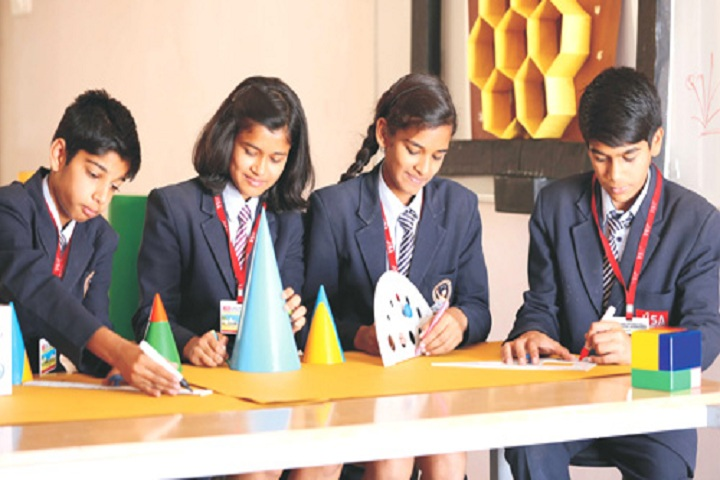 Jain International School-Maths Lab