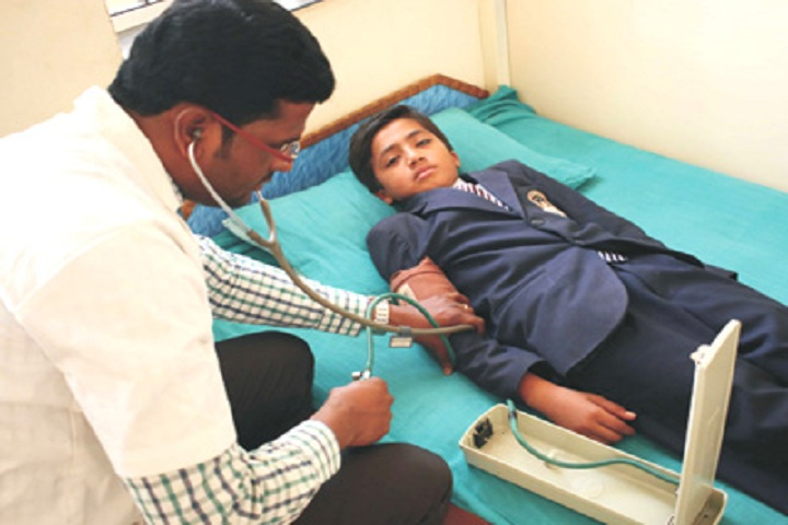 Jain International School-Medical Checkup