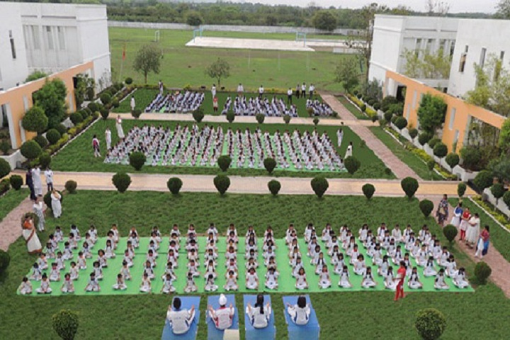 Jain International School-Yoga