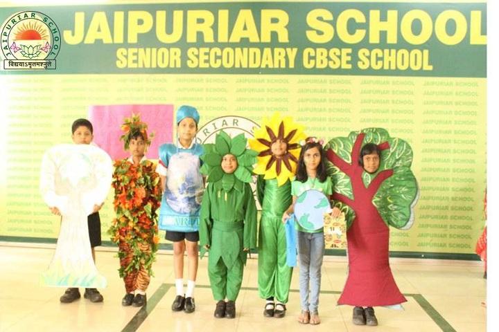 Jaipuriar School-Fancy Dress Compitition