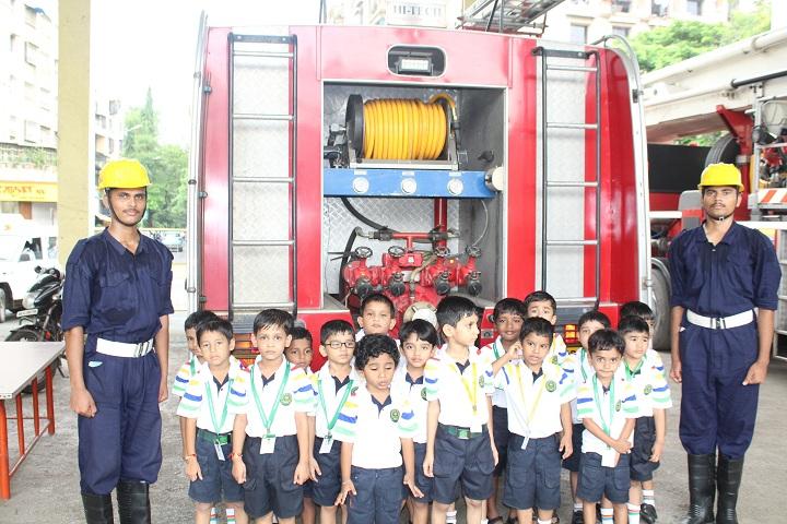 Jaipuriar School-Field Trip