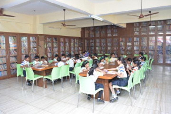 Jaipuriar School-Library