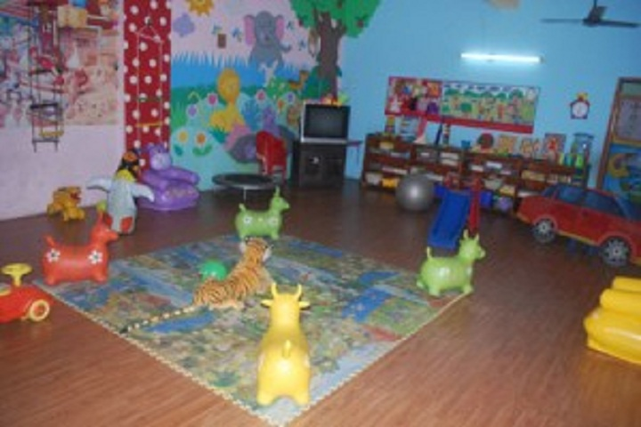 Jaipuriar School-Toy Room