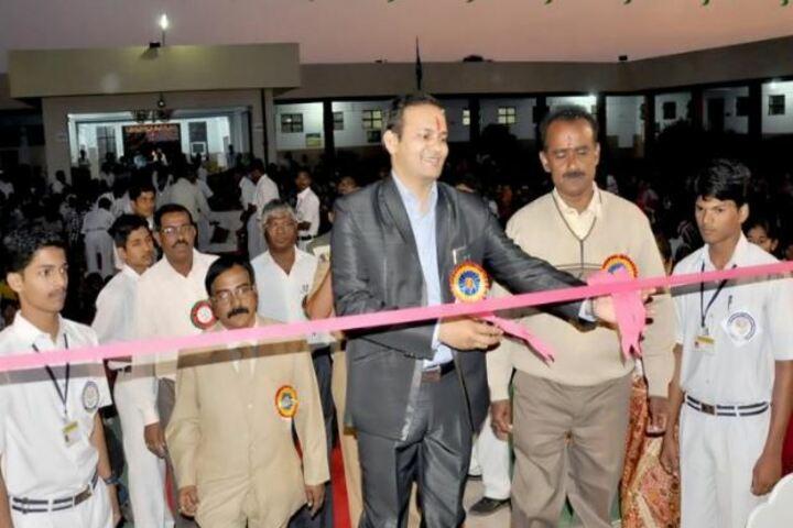 Jawahar Navodaya Vidyalaya-Inauguration