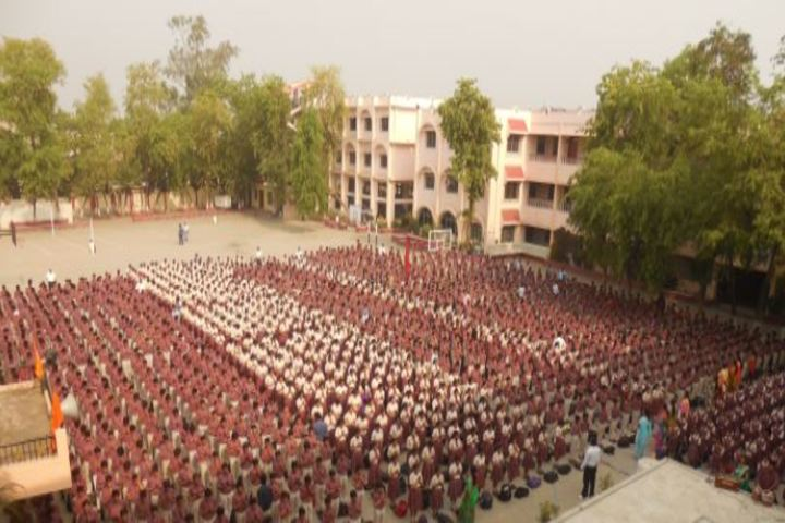 DAV Public School-Assembly ground