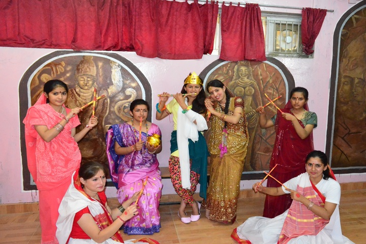 Jawahar Navodaya Vidyalaya-Janmashtami