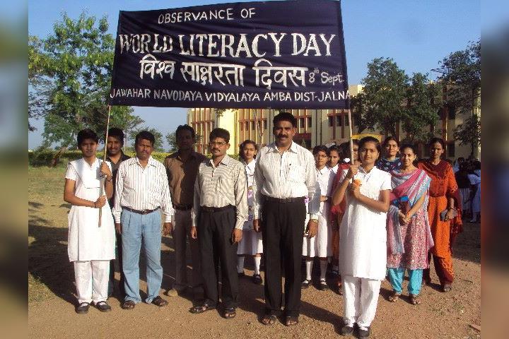 World Literacy Day Activity