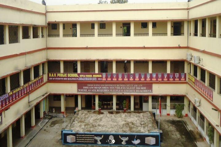 DAV Public School Public School-Campus View