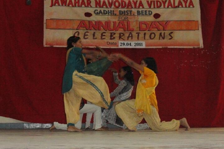 Jawahar Navodaya Vidyalaya-Events programme
