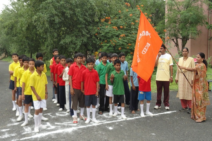 Jawahar Navodaya Vidyalaya-Events sadbhavana din