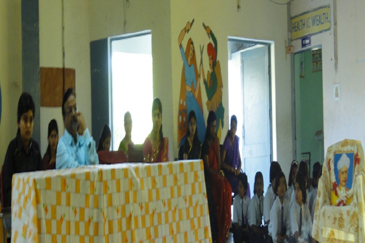 Jawahar Navodaya Vidyalaya-Events teachers day