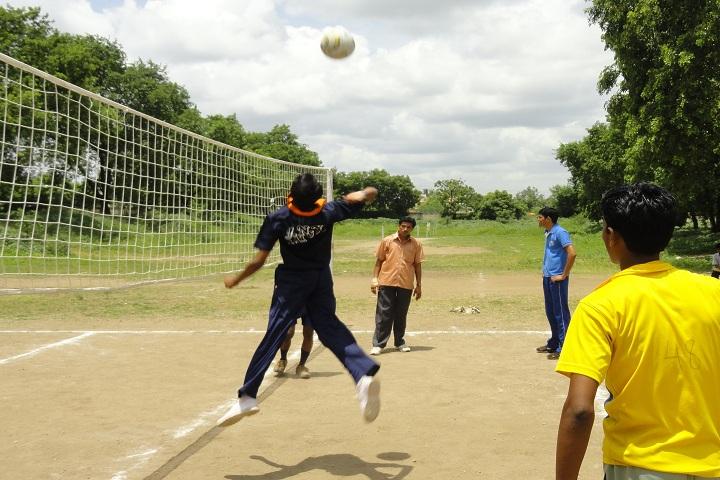 Jawahar Navodaya Vidyalaya-Sports Vollyball