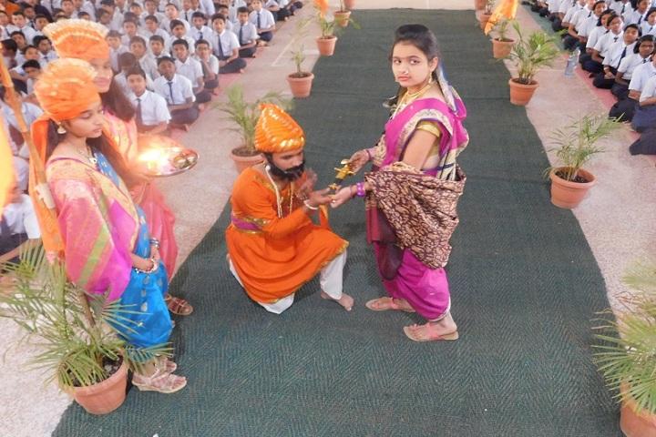 Jawahar Navodaya Vidyalaya-shiv jayanti