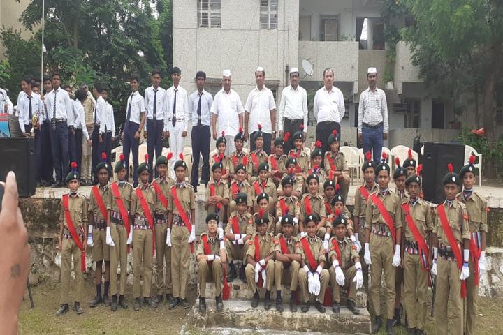 Jawahar Navodaya Vidyalaya-Scouts&Guides