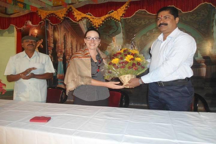 Jawahar Navodaya Vidyalaya-Guest Visit