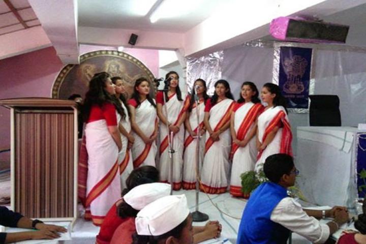 Jawahar Navodaya Vidyalaya-Club Activity
