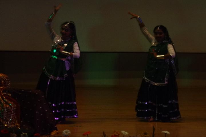 Vivekananda kendra vidyalaya - dance