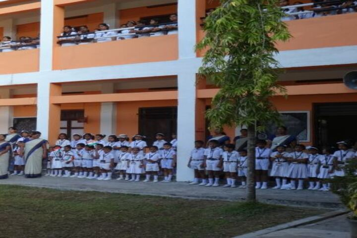 Vivekananda kendra vidyalaya - kindergarden
