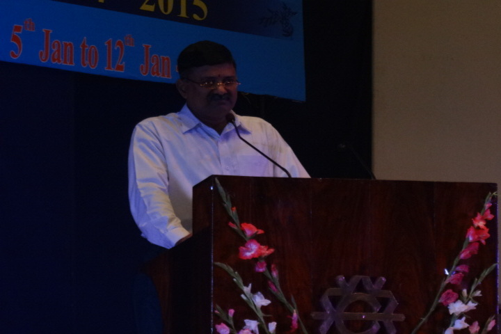 Vivekananda kendra vidyalaya - speech